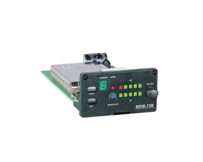 MRM70B Single Ch Multi-Frequency Receiver Module CH70