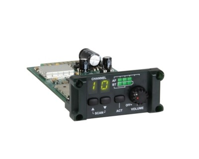 MRM24 Digital Receiver Module 2.4GHz with 12 Preset Channels