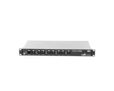 EtherN.8 RDM 8 Universe DMX/RDM Ethernet Interface 1U