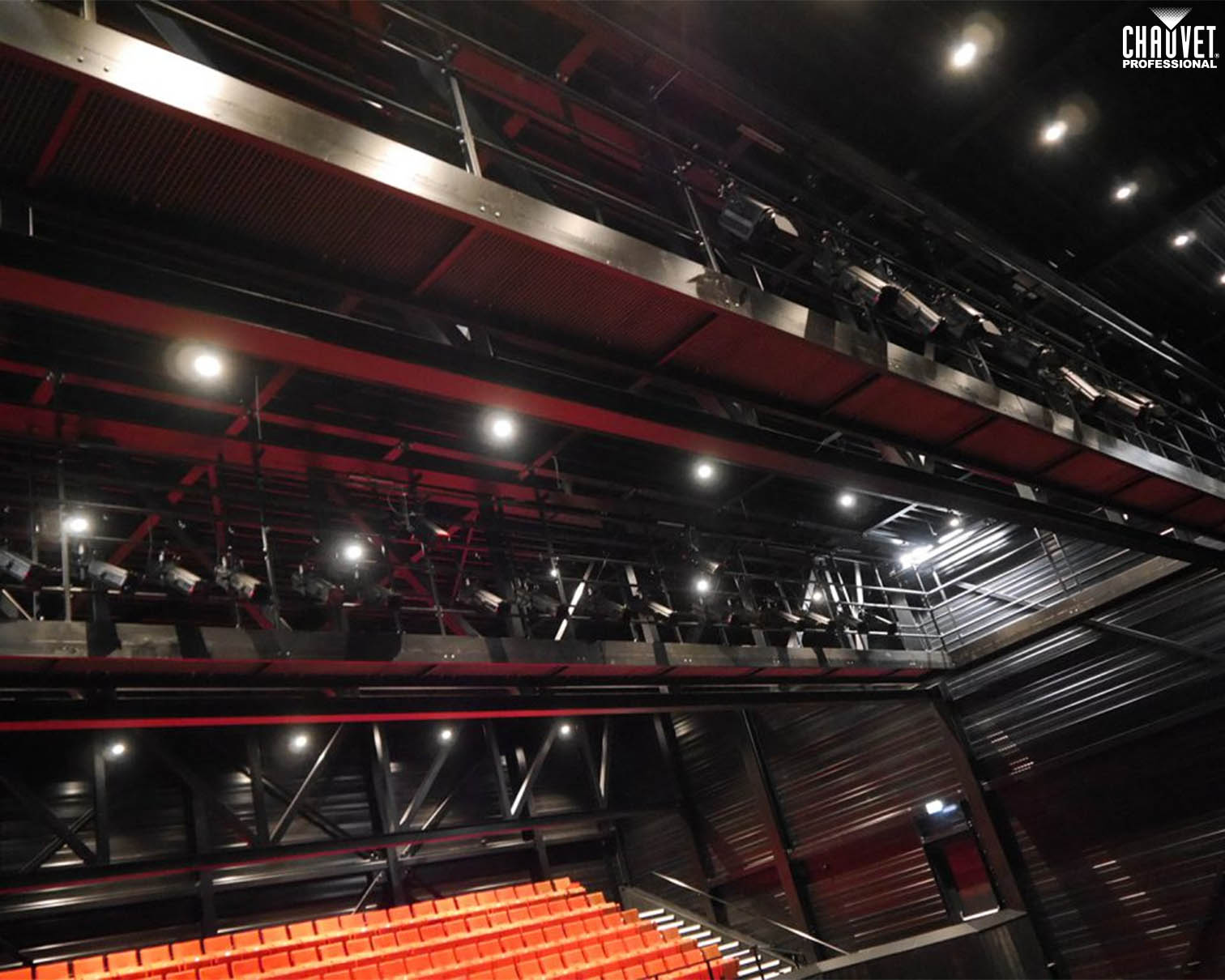 Theatre De Blauwe Kei Becomes First 100% LED Theatre In The Netherlands With CHAUVET Pro Ovations