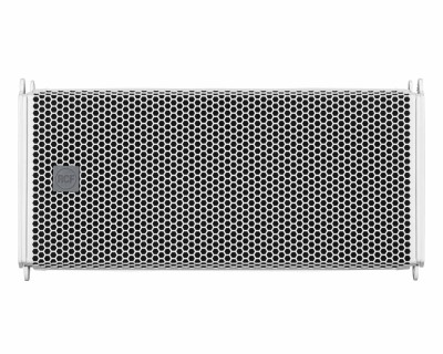 "HDL6A 2x6"" Active Line-Array Module 1400Wpeak 700Wrms WHITE"