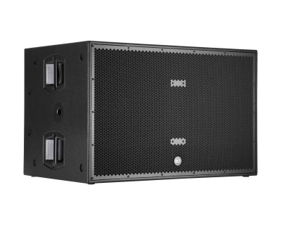 "SUB8006AS 2x18"" Active High-Power Sub 5000Wpeak 2500Wrms"