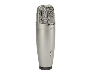 C01U Large Diaphragm USB Studio Vocal/Instrum Recording Mic