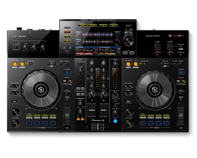 XDJRR All in One 2 Channel 2 Deck DJ System for rekordbox