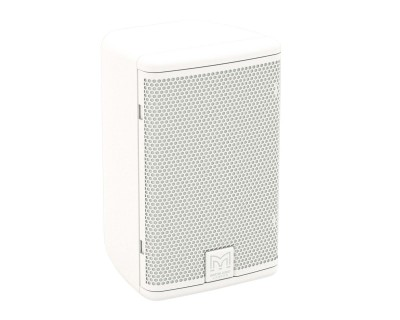 "A55W 5.25"" 2Way Passive Speaker 110x80 Deg Coverage WHITE"