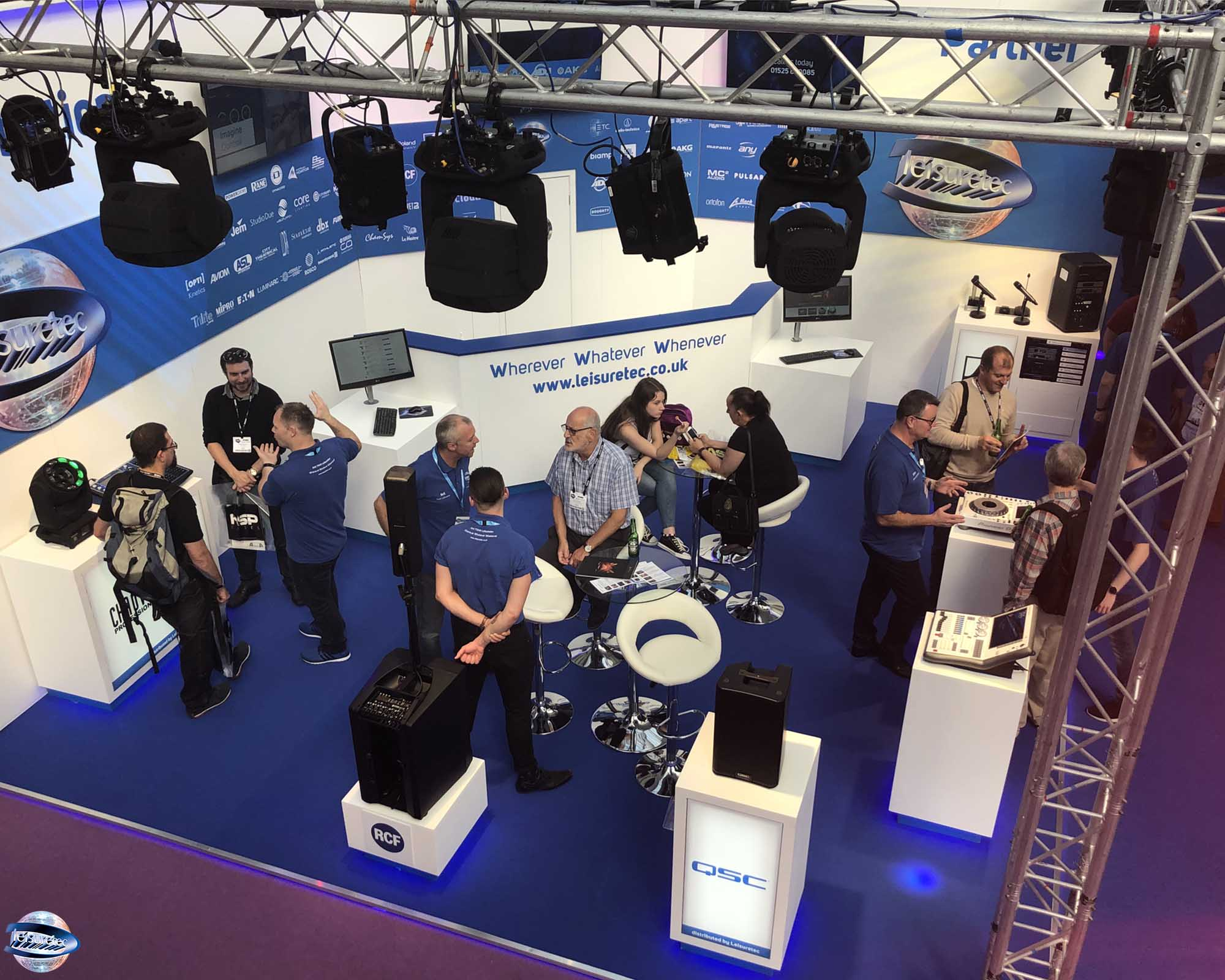 PLASA 2018 'busiest' in years