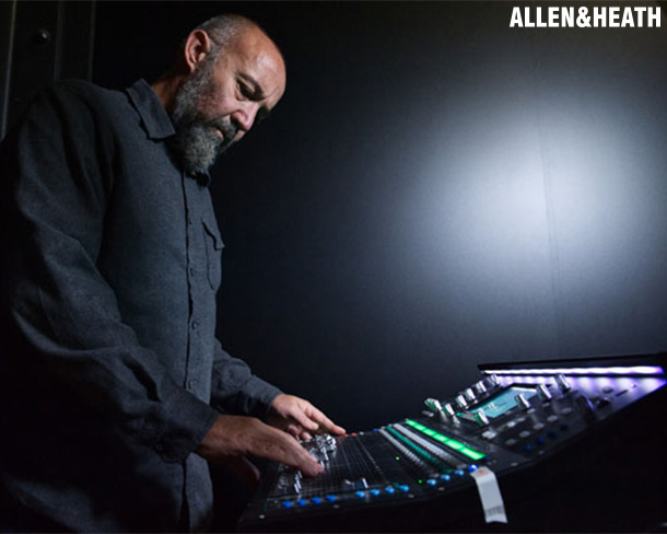 Allen & Heath mixes unsettling sounds at Tate Modern