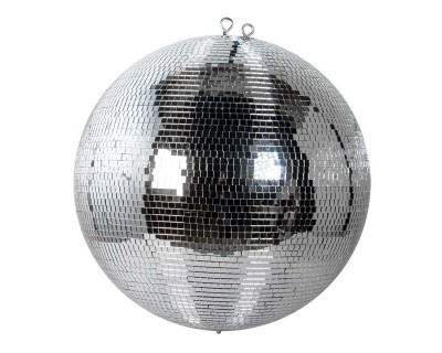Mirrorball 1m with Solid Plastic Core and Safety Chain