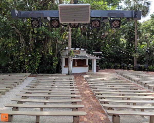 JBL Professional Brings Exceptional Audio to Florida's Historic Jungle Queen Theme Park