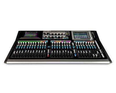 GLD112 48-Input 30-Bus 28-Mix Digital 8FX-Ch Console CHROME
