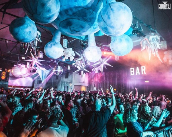 CHAUVET Professional Finds The Beat At Liverpool Disco Festival