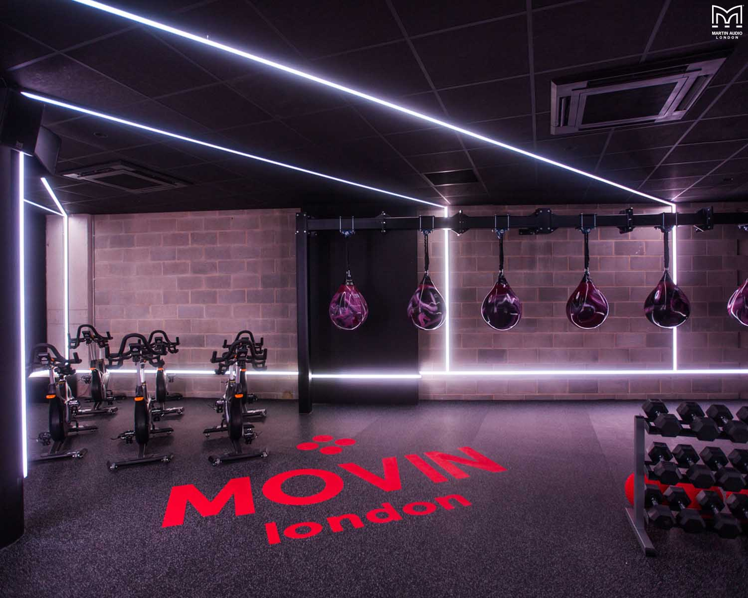Communitec Choose CDD for New London Gym Concept