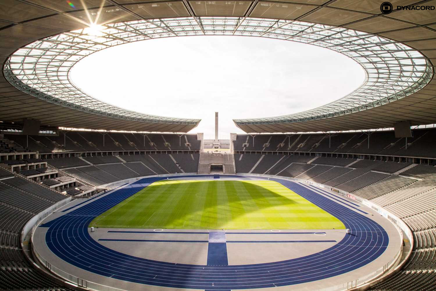 Dynacord brings power to Berlin Olympiastadion