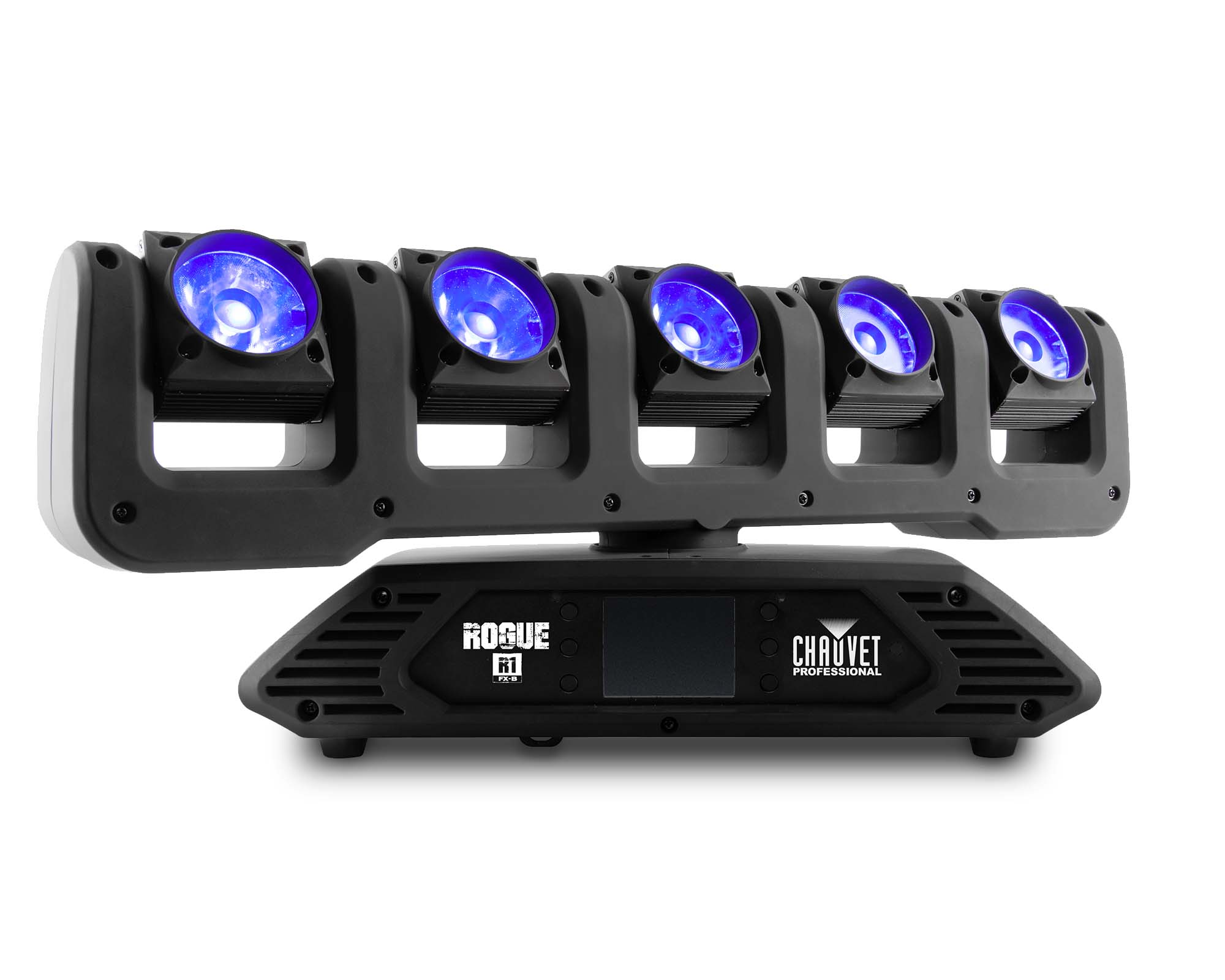 Rogue R1FXB Yoke Effect Beam Fixture with 5 RGBW 15W LEDS