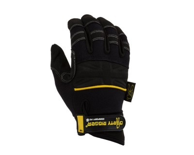 Comfort Fit Mens Full Finger Rigging / Loader Gloves (S)