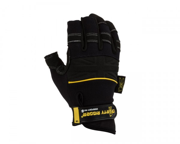 Dirty Rigger Comfort Fit Mens Framer Rigging / Operator Gloves (L) - Main Image