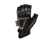 Dirty Rigger Comfort Fit Mens Fingerless Rigging / Operator Gloves (S) - Image 2