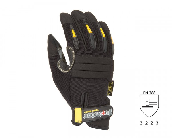 Dirty Rigger Protector Armortex Full Finger Rigging / Loader Gloves (S) - Main Image
