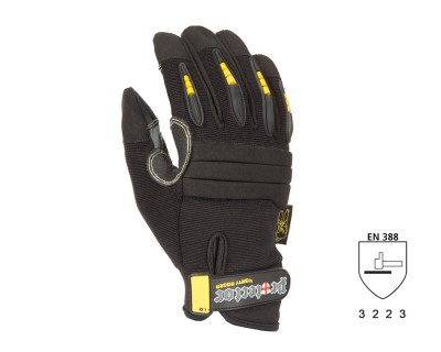 Protector Armortex Full Finger Rigging / Loader Gloves (L)