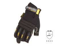 Dirty Rigger Protector Armortex Framer Rigging / Operator Gloves (S) - Image 3