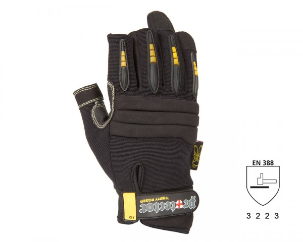 Dirty Rigger Protector Armortex Framer Rigging / Operator Gloves (L) - Main Image