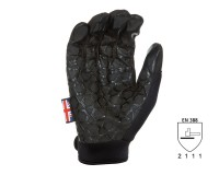 Dirty Rigger Pro Grip Gloves with Extra High Grip Silicon Palm (XXL) - Image 2