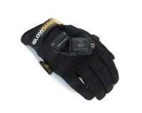 Dirty Rigger GlowMan Gloves with Constant/Pulse Thumb Mounted LED (XL) - Image 4