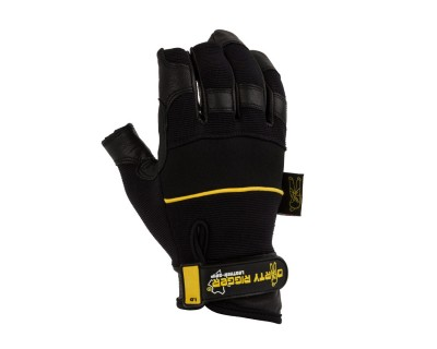 Leather Heavy Duty Framer Rigging / Operator Gloves (L)