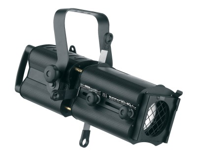 Suono 20/40 plus Profile Spot 300-650W 20-40deg Black