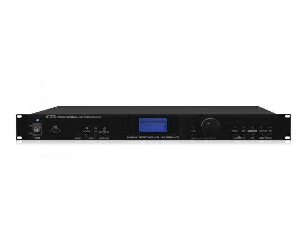 Buy PMR4000R Internet/FM RDS USB/MP3/UPNP Media Player 1U