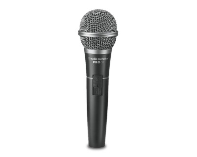 PRO31 Cardioid Dynamic Mic+Switch & XLR Lead