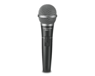 "PRO31QTR Cardioid Dynamic Mic+Switch & 1/4"" Jack Lead"