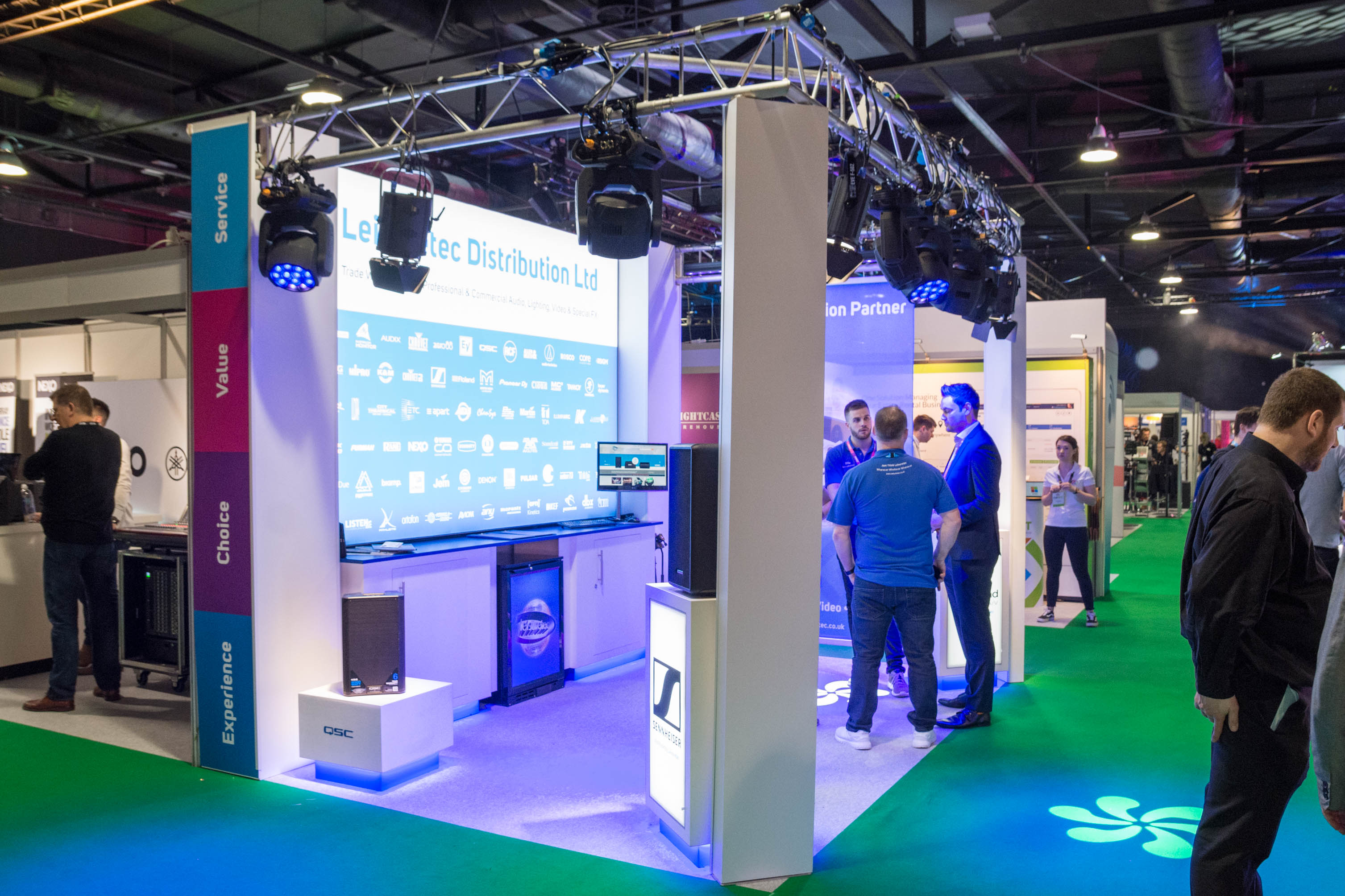 PLASA Focus Leeds Hits High Notes