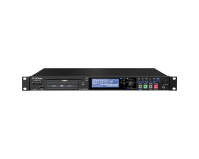 SSCDR250N 2-Ch Networking CD/Media Recorder RS232 1U