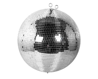 Mirrorball 40cm with Solid Plastic Core and Safety Chain
