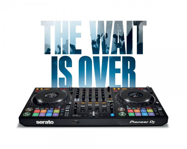 The Wait is Over: Meet the DDJ-1000SRT Pro DJ Controller