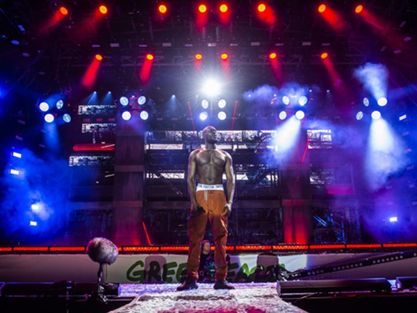 CHAUVET Pro Enjoys High-Profile Glastonbury Festival