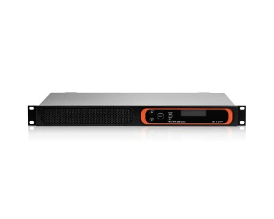 Tesira Forte VI I/O Server with 12 AEC IP/8 Outputs