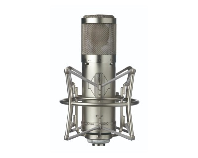 STC2 SILVER Large-Diaphragm Cardioid Condenser Microphone