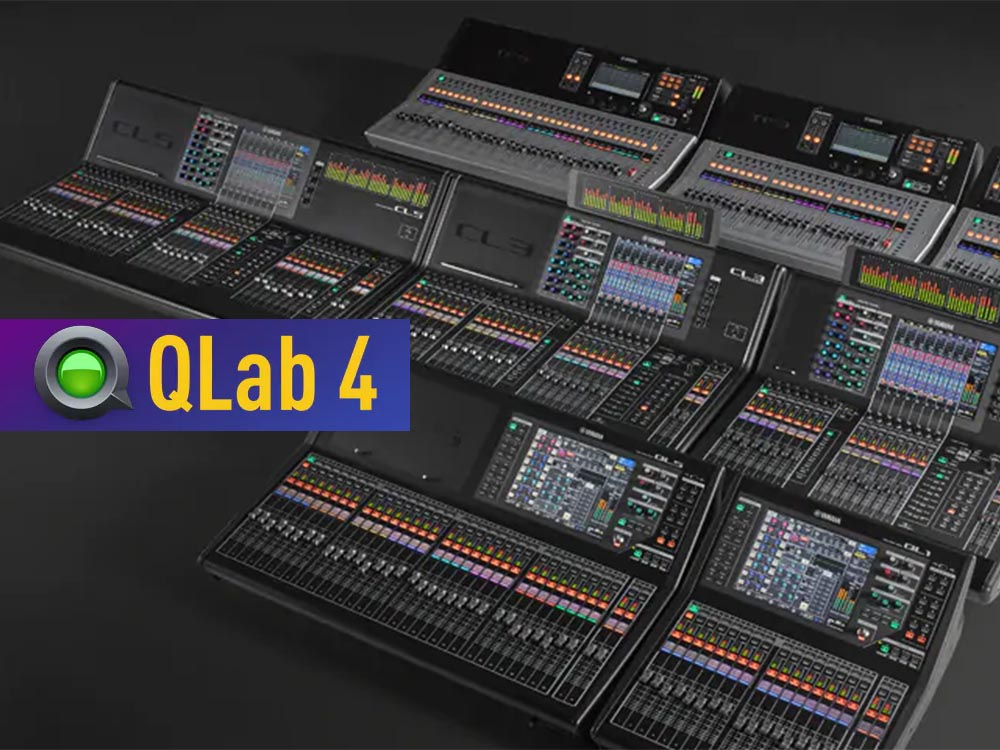 Yamaha Announces Python Script Templates for CL, QL & TF Mixers