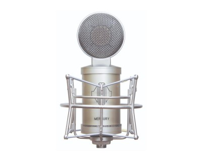 MERCURY Variable-Pattern Valve/Tube Condenser Microphone