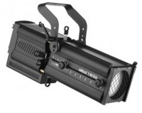 LDR Alba 18/36W LED Profile 200W 3200K 18-36deg DMX Warm White - Image 1