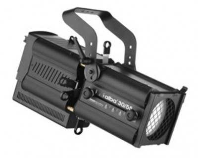 Alba 30/55C LED Profile 200W 5600K 30-55deg DMX Cool White
