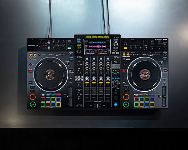 The Powerhouse: The XDJ-XZ is here