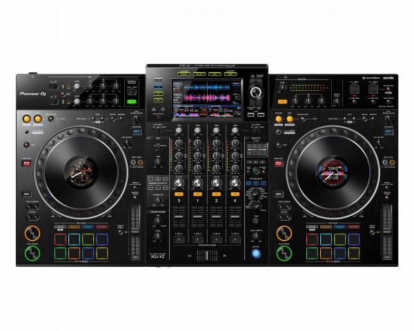 Pioneer DJ XDJXZ All in One 4 Channel DJ System for rekordbox and Serato DJ - Main Image