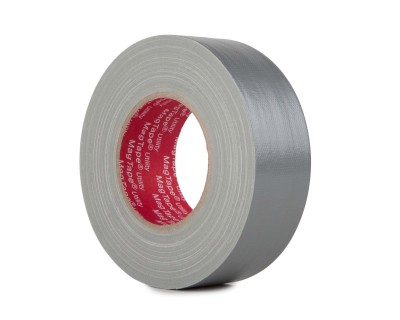 MagTape Utility Grade Budget Gaffer Tape 48mmx50m SILVER