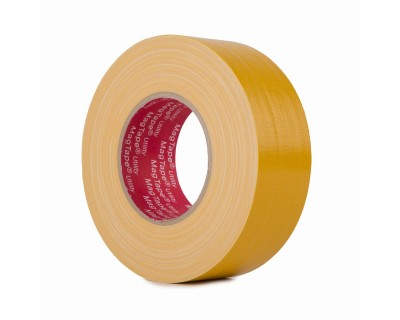 MagTape Utility Grade Budget Gaffer Tape 50mmx50m YELLOW