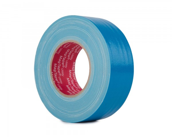 Le Mark MagTape Utility Grade Budget Gaffer Tape 50mmx50m SKY BLUE - Main Image