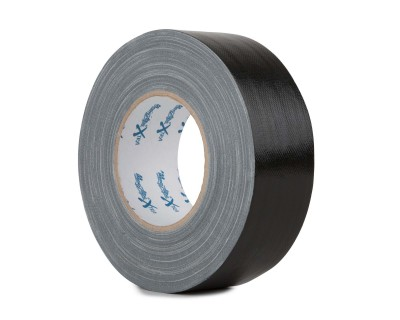 MagTape Xtra Extra Adhesion Gloss Gaffer 50mmx50m BLACK
