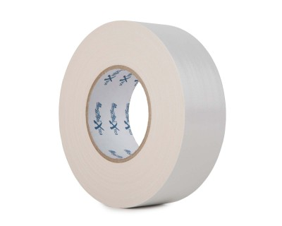 MagTape Xtra Extra Adhesion Gloss Gaffer 50mmx50m WHITE